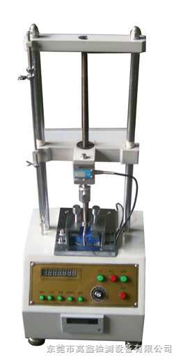 电子式拉力试验机
