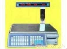 供应大华电子条码打印计价立杆秤,上海电子计价秤专卖