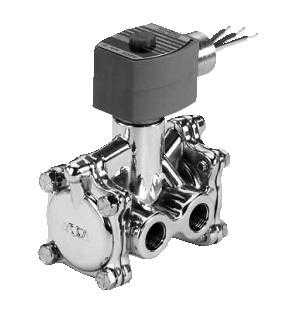 ASCO低壓直動式電磁閥型號:SCG353A047