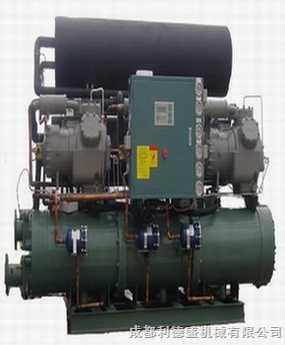 工业冷水机,螺杆式冷水机