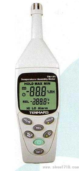 温湿度报警仪TM-181
