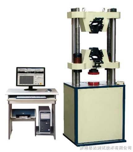 wde-WDE系列微機控制電子伺服建筑材料試驗機 /電線電纜檢測儀器/沖擊試驗機