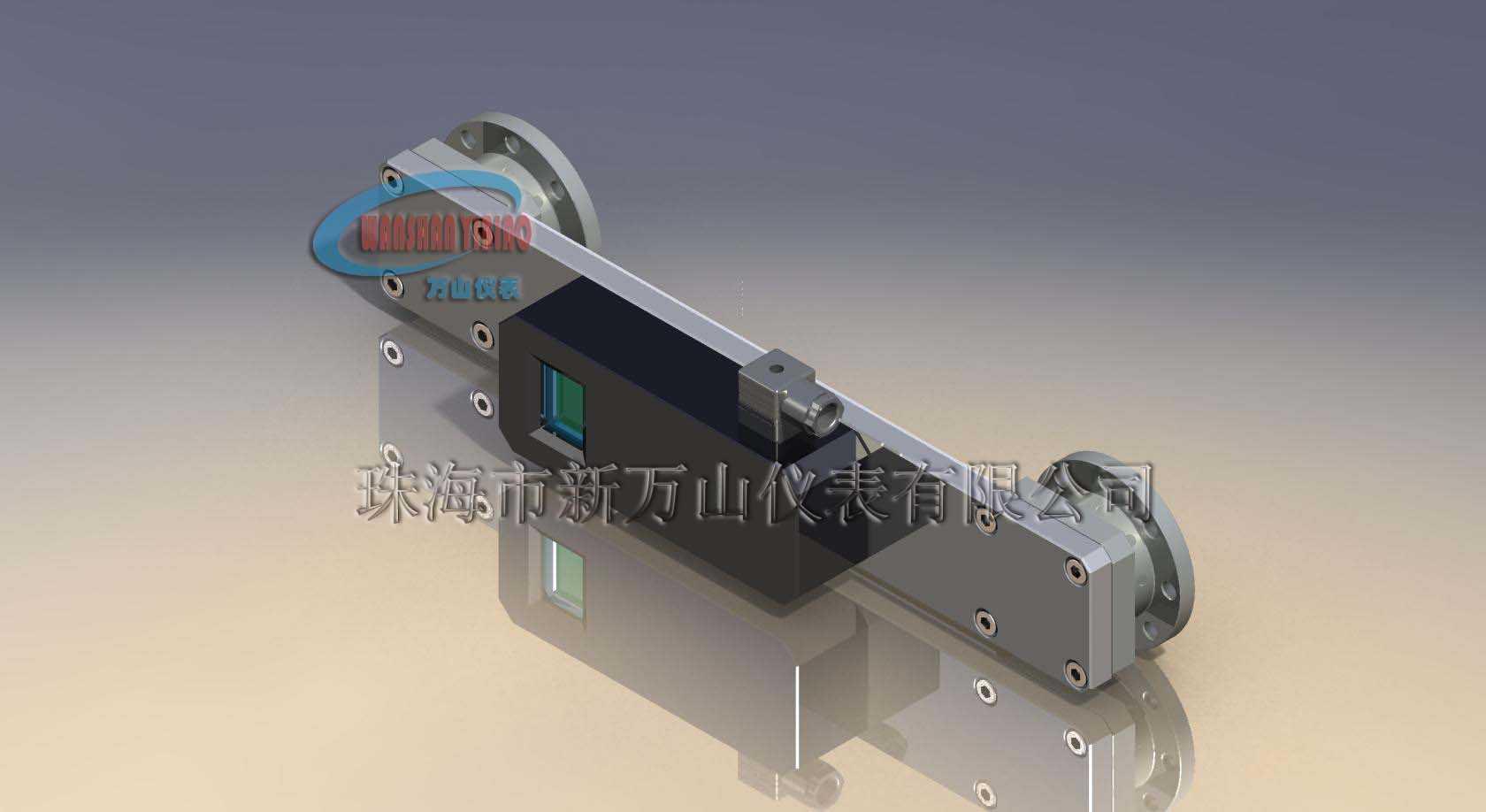 F15600-美国侧壁式在线密度计