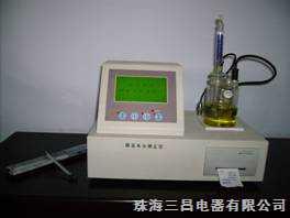 油中微水测量仪