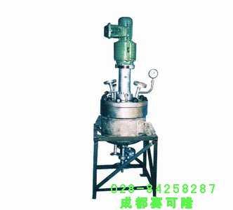 50L全不锈钢高压反应釜-卧式反应釜-立式反应釜