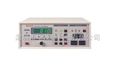 502BC直流电阻表
