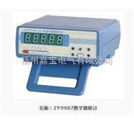ZY9987数字微欧计