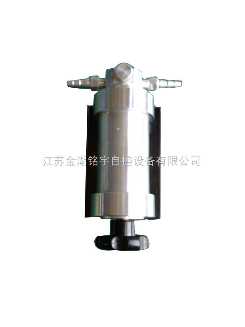 铭宇自控设备有限公司供应-便携式压力泵MY-YFQ-016S