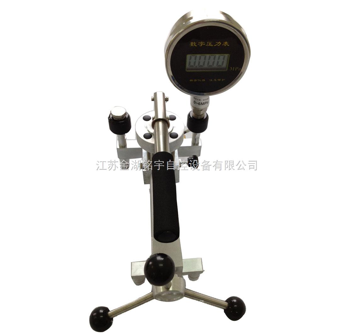==便攜式手持氣壓泵/精密數字壓力表/多功能壓力校驗儀