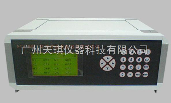 环境试验设备温湿度巡检仪