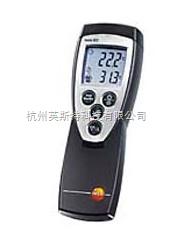 testo 922, 2通道温度仪