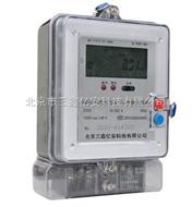 上海單相載波電表,新型載波系列,單相載波智能電表