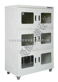 电子防潮柜-全自动电子防潮柜(钢化玻璃门)