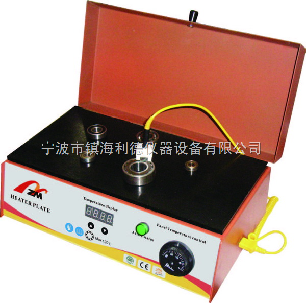 A-12型静音轴承加热板 Auely平板加热器