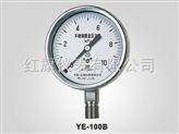 YE-B系列不銹鋼膜盒壓力表