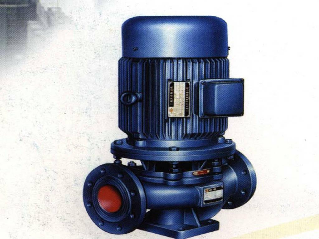 ISG40-200-立式清水泵,增壓離心泵