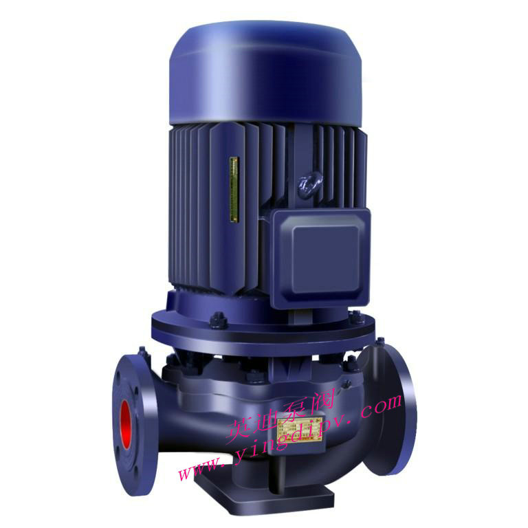ISG80-250(I)-增壓離心泵,立式單級離心泵,廠家直銷單級離心泵,立式單級離心泵供應商,溫州立式單級離心泵廠家,離心泵