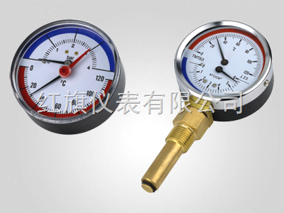 红旗出口型温度仪表