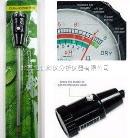 HJ16-SM60-土壤酸堿度濕度檢測儀