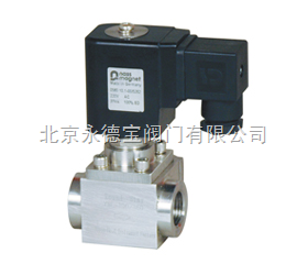 電磁閥-進口超高壓電磁閥