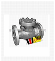 不锈钢单向阀 WAYEN进口旋启式止回阀 对夹式单流阀