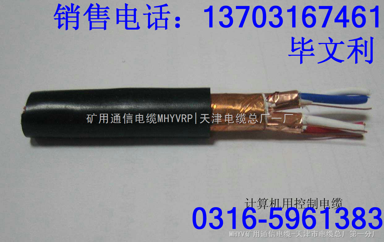 ZR-DJYPVP 3*2*1.5 8*2*1.0 计算机电缆
