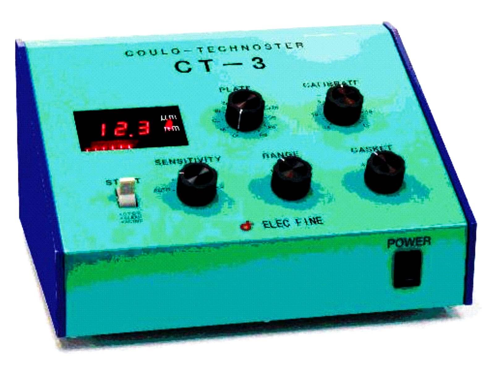 日本電測電解式膜厚計CT-3型