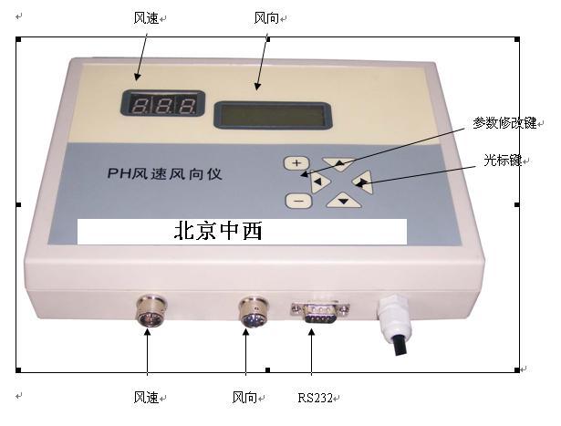 氣象數據采集儀(八要素) 型號:wph1-8