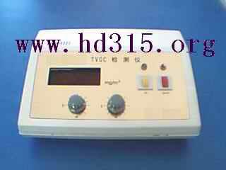 便攜式TVOC檢測儀(室內環境專用,進口傳感器) 型號:JK20MGM600()