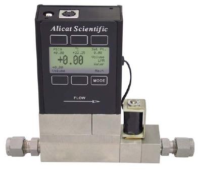 Alicat液体質量流量控制器