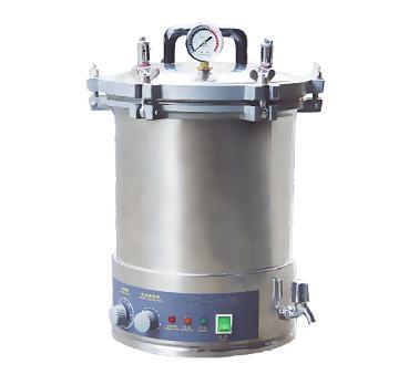 自动手提式高压蒸汽灭菌器 型号:61MYXQ-LS-18SI
