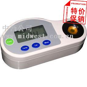 手持式數顯糖度計/水果糖度計/數字折射儀/糖量計/便攜式糖度計/便攜式折光儀