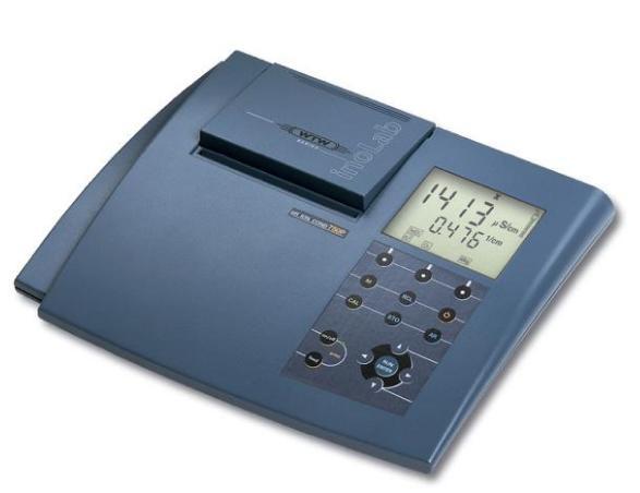 实验室离子计 型号:WTW/inoLab pH/ION/Cond 750