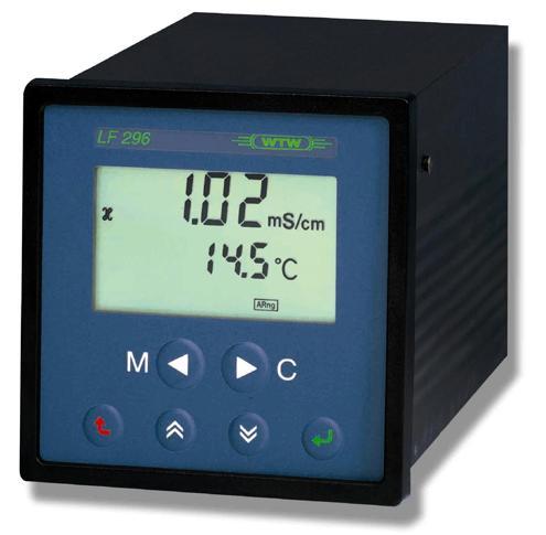 在线电导率仪 型号:WTW/LF 296