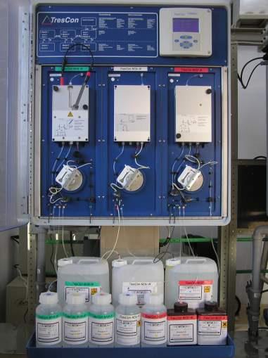 在線氨氮分析儀 型號:WTW/TresCon A111+ON210+ON510