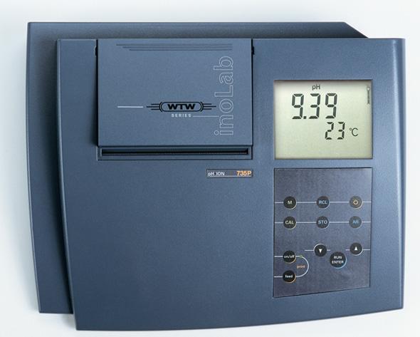 实验室离子计 型号:WTW/inoLab pH/ION 740