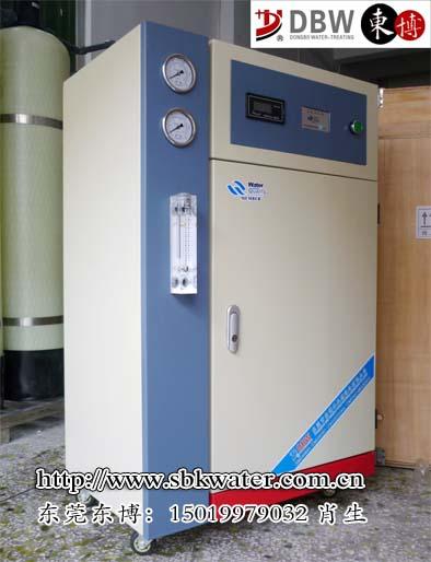 工業超純水設備|化工純化水設備|化妝品用去離子水設備