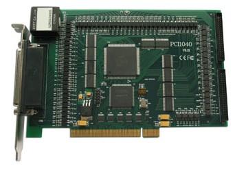 【洛陽】 伺服 步進電機運動控制卡(PCI USB PC104接口) 獨立(2 4 8)軸可選 多軸運動控制卡(全系列)圖