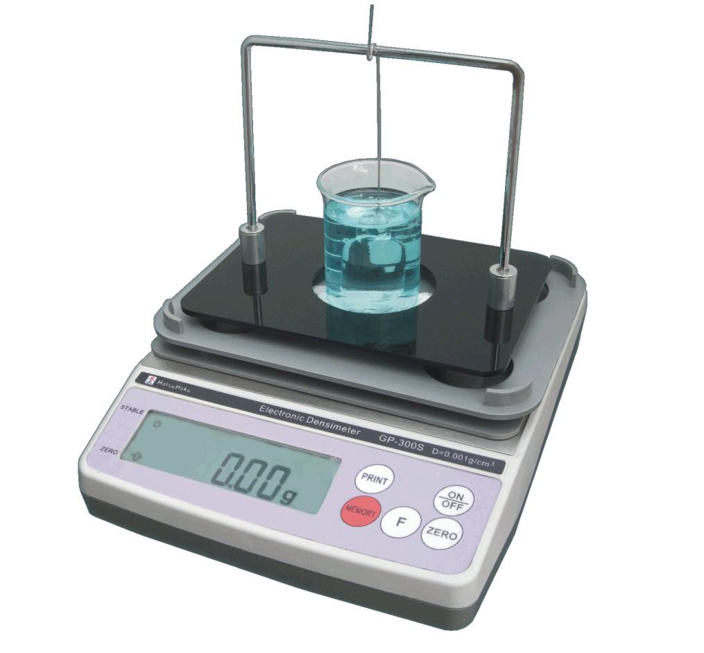 GP-300S-聚乙烯密度計,橡膠密封件密度計,塑膠管材密度計