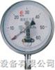 不锈钢膜盒电接点压力表