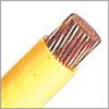 橡皮绝缘固定敷设电线