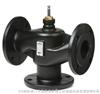 VXF41西门子温控阀、三通温度调节阀、三通法兰连接温控阀